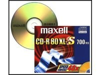 Maxell CD 700MB 1-12X  Music