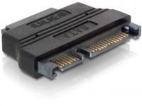 Delock SATA 22-pin / Slim SATA Adapt.