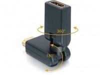 Delock HDMI-HDMI 1.3b St/Bu