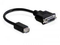 Delock DVI mini Mac male > DVI 24+1 F