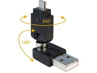 Delock USB Adaptor USB A -> micro B