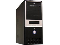 LC-POWER MIDI 7005B 420W (bk/sr) 12cm