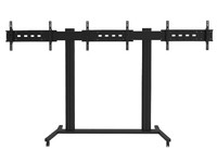 Multibrackets Public Video Wall stand 3-scr