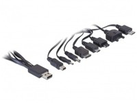 Delock USB 2.0 > 8 x Mobile phone