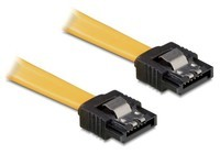 Delock 0.2m SATA Cable