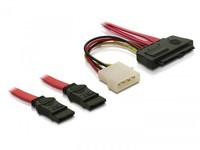 Delock Cable SAS 29pin > 2x SATA