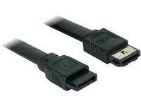 Delock eSATA Cable - 1.0m