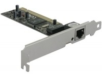 Delock PCI Card 1x RJ45 Lan ext
