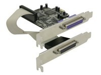 Delock 2 x parallel, PCIe