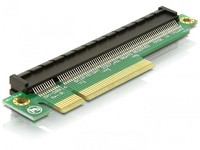 Delock Riser PCIe x8 - PCIe x16