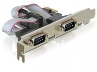 Delock I/O PCI Express > 2xSerial LP