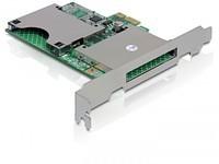 Delock PCI Express/2x CFast Card