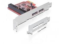 Delock 2x external eSATA,1x IDE, PCIe