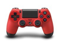 Sony PS4 Dual Shock WL Red