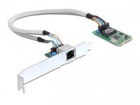 Delock MiniPCIe I/O PCIe full size