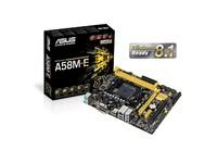 Asus A58M-E, A58 Socket FM2, mATX
