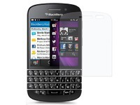 BlackBerry Q10 screen protector, 2-pack
