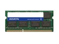 ADATA 4GB DDR3 SO DIMM 1600 256x8