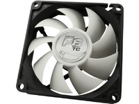 Arctic F8 TC 80mm Fan with Temp Ctrl