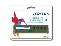 ADATA 4GB DDR3 U DIMM 1600