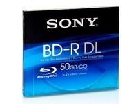 Sony BD-R DL 50GB/1-4x Jewelcase 1p