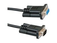 Icidu Ser Ext. Cable 3m 9pinD-subM-
