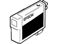 Epson Ink Cartridge Black, TM-C100