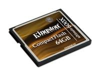 Kingston CompactF. Ultimate 600x 64GB