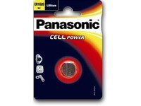 Panasonic CR2025, 3V, 165mAh