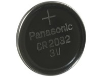 Panasonic CR2032, 3V, 220mAh