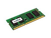 Crucial 4GB kit (2GBx2)