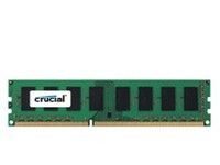Crucial 8GB, 240-pin DIMM, DDR3