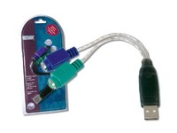 Digitus USB to PS/2 Adapter