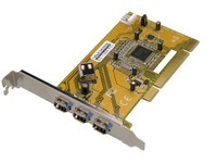 Dawicontrol PCI FireWire Controller