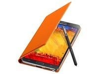Samsung Note 3 Flip Wallet Wild Orange