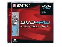 Emtec DVD+RW Emtec 4,7GB 4x  VB  5