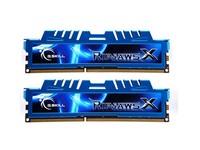 G.Skill RipjawsX 8GB(4x2)DDR3-2400MHz