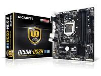 Gigabyte B150M-DS3H Socket 1151, uATX