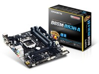 Gigabyte B85 Socket 1150, uATX