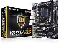 Gigabyte F2A88XM-HD3P, A88X Socket