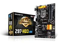 Gigabyte Z97-HD3 Socket 1150, ATX