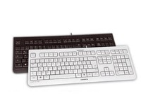 Cherry KC 1000 grey USB, BE