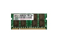 Transcend 2GB SO-DIMM DDR2 667 CL5 2Rx8