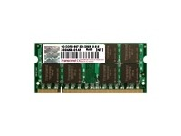 Transcend 2GB SO-DIMM DDR2 800 CL6 2Rx8