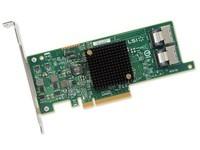 Avago 8-Port Int., 6Gb/s SATA+SAS