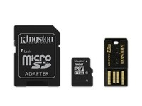 Kingston Micro SD/16GB Multi-Kit
