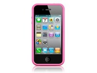 Apple iPhone 4/4S Bumpera, Pink