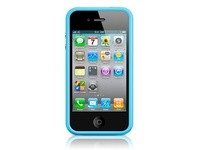 Apple iPhone 4/4S Bumpera, Blue