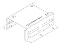 Supermicro 19 SuperMicro 2x2,5 HDD Einbau