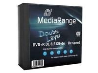 MediaRange DVD+R DL 8,5GB 8x SL(5)